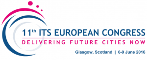 ITS European congress Glasgow, Juin 2016