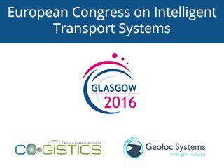 Le congrès européen des ITS à Glasgow, Geoloc Systems